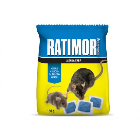 Ratimor - měkká nástraha 150g