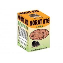 Granule k hubení myší a potkanů Norat ATG